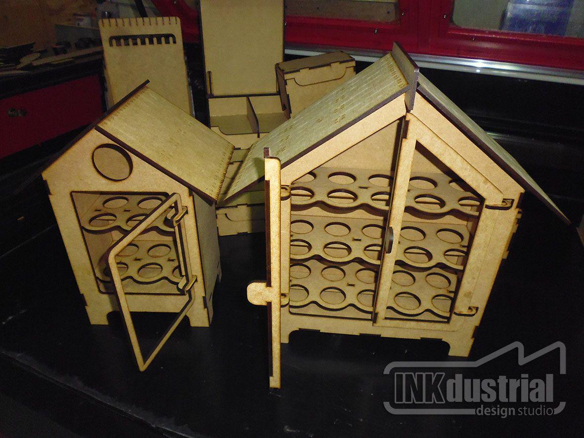 Art culos utilitarios para el hogar fabricados con corte - Accesorios para decorar el hogar ...