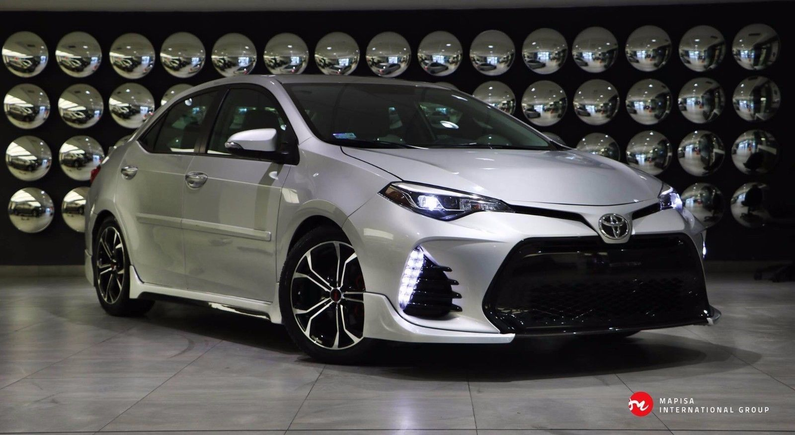 All New Corolla Altis Vs Civic Vellfire 2018 Cool Great Body Kit Toyota 2017 Quotse Quot Mah