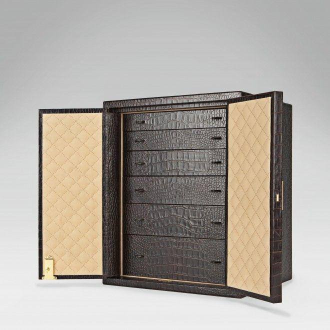 Jewellery Cabinet - Smythson
