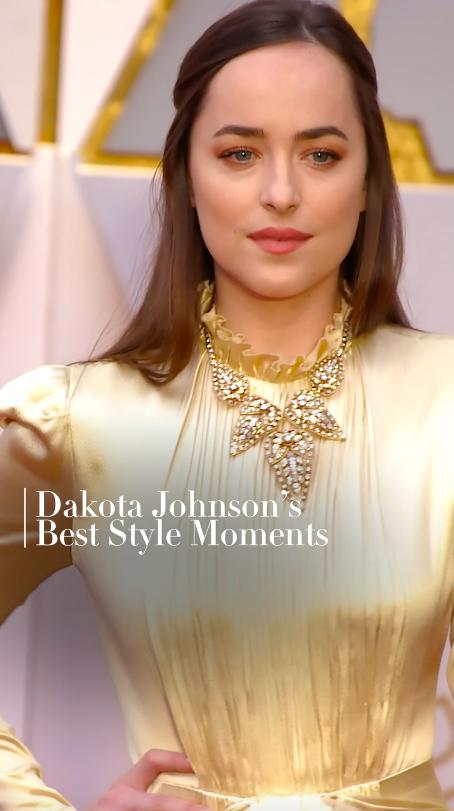 Dakota Johnson's 10 greatest red-carpet looks