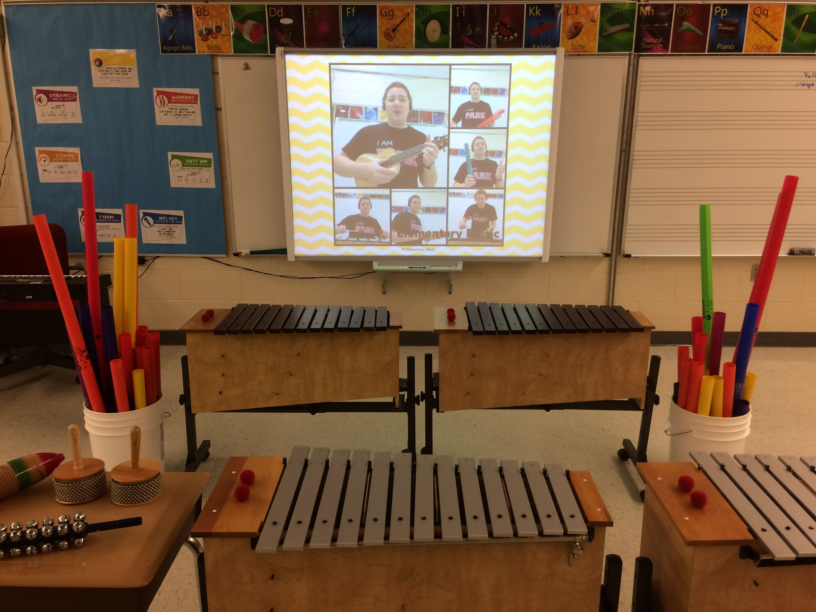 Complete Orff Music Lesson