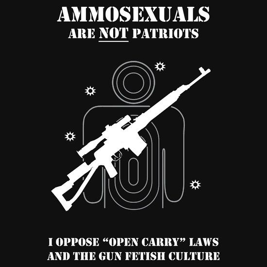 Ammosexuals meaning