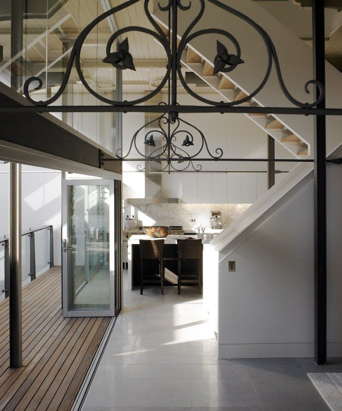 Mill hill residence a church converted into a home in sydney australia