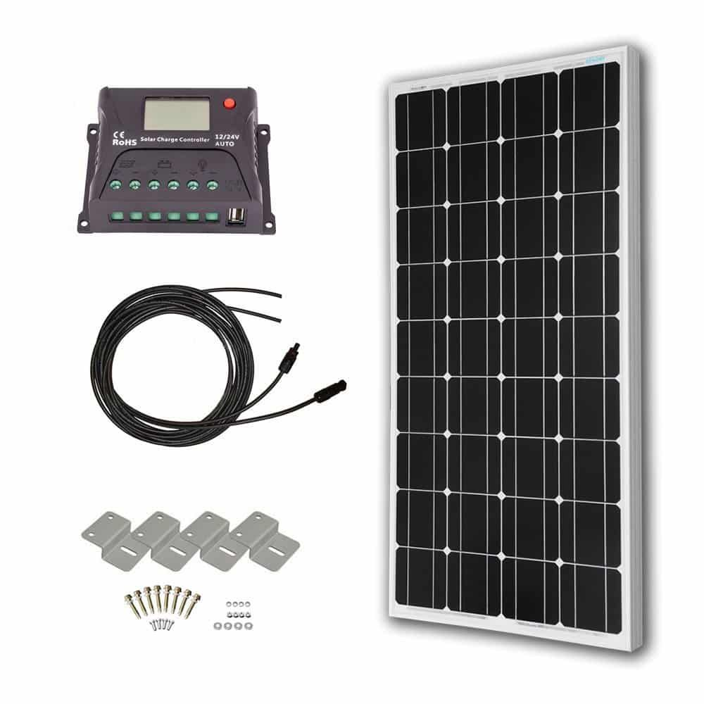 Top 10 Best Solar Generator Kits In 2020 Comprehensive Reviews Solar Energy Panels Solar Kit Solar Panel Kits