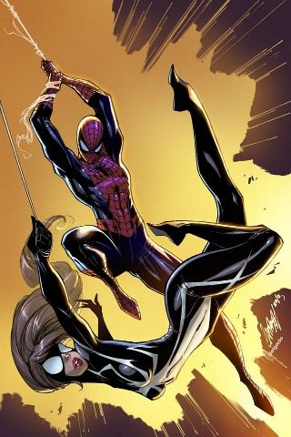 Amazing Spider-Man #648 - Variant cover iphone wallpaper