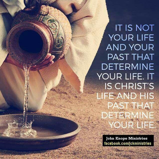 Jesus determines your life Jeano s