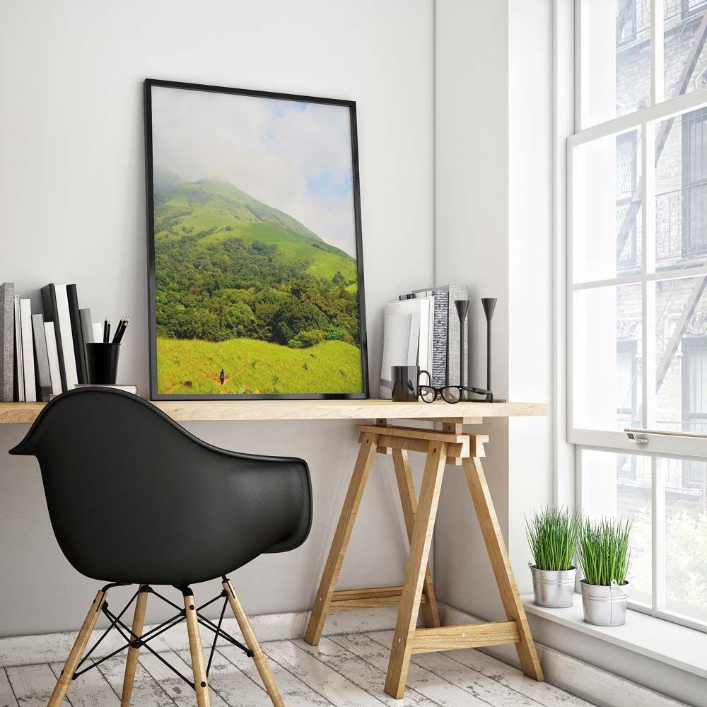 Free Modern Poster Frame Mockup Download Mockup Free