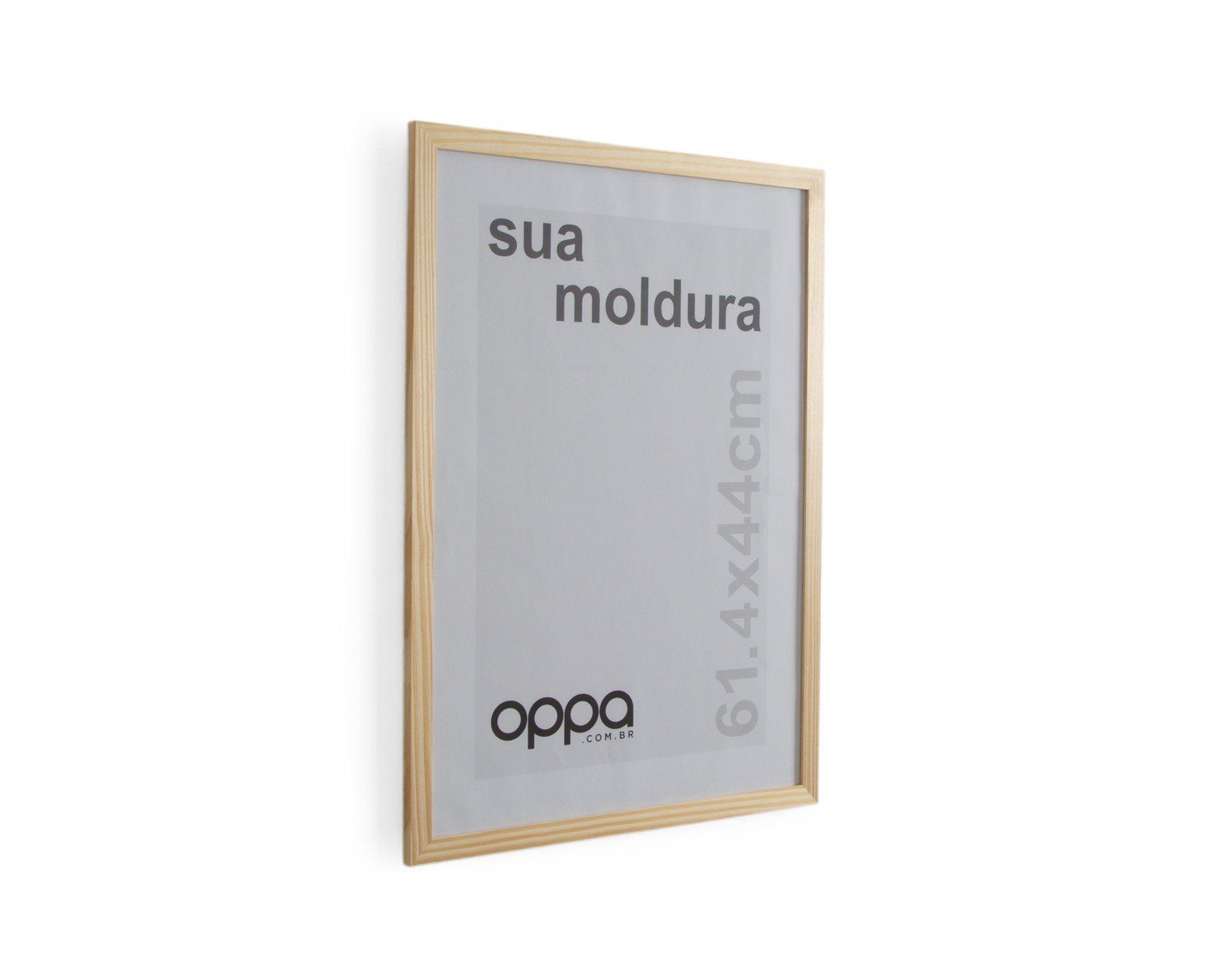 Moldura Rebeca - 61,4x44 - Trigo