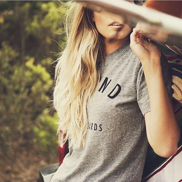 2015 Almond Fine Surfing Boards t-shirt in heather grey.  #almondsurfboards #f#finesurfingboards