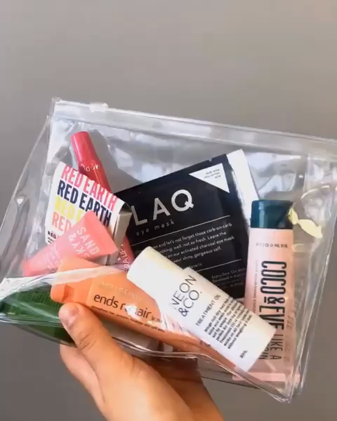 The Amazing Aussie Kit -   15 skin care Videos organization ideas