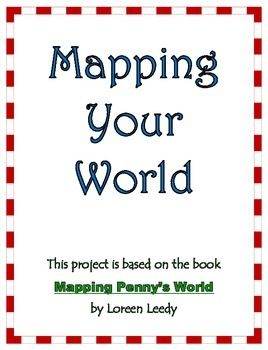 Mapping your world mapping pennys world must do this mapping mapping your world mapping pennys world must do this mapping activity with my second graders gumiabroncs Images