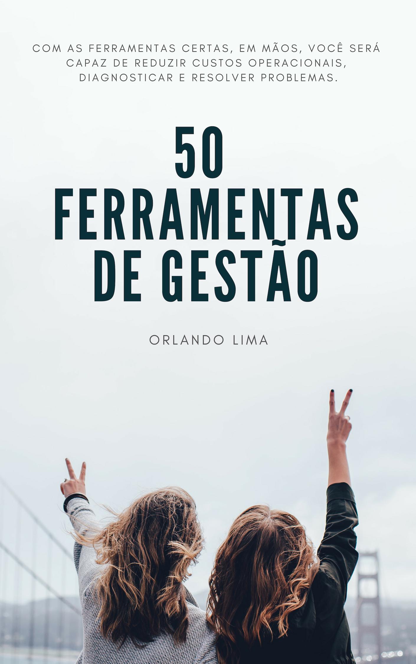 E-book 50 ferramentas de Gestão.