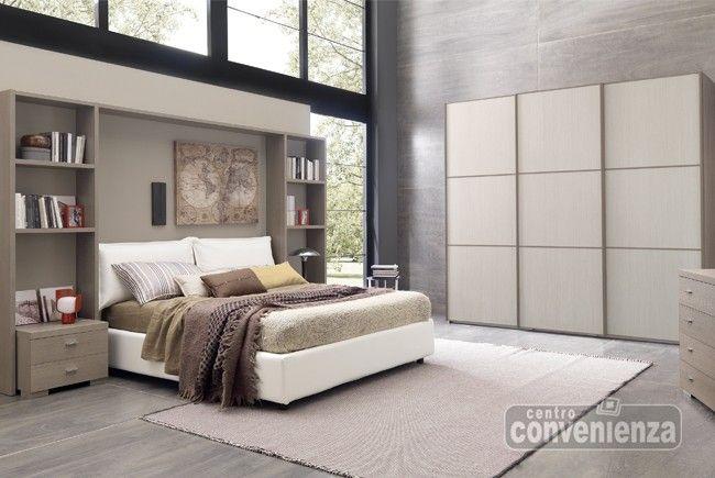 Stanza da letto moderna beautiful camera da letto moderna for Stanza letto moderna