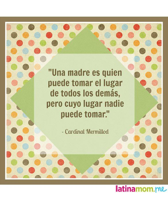 latina mom quotes