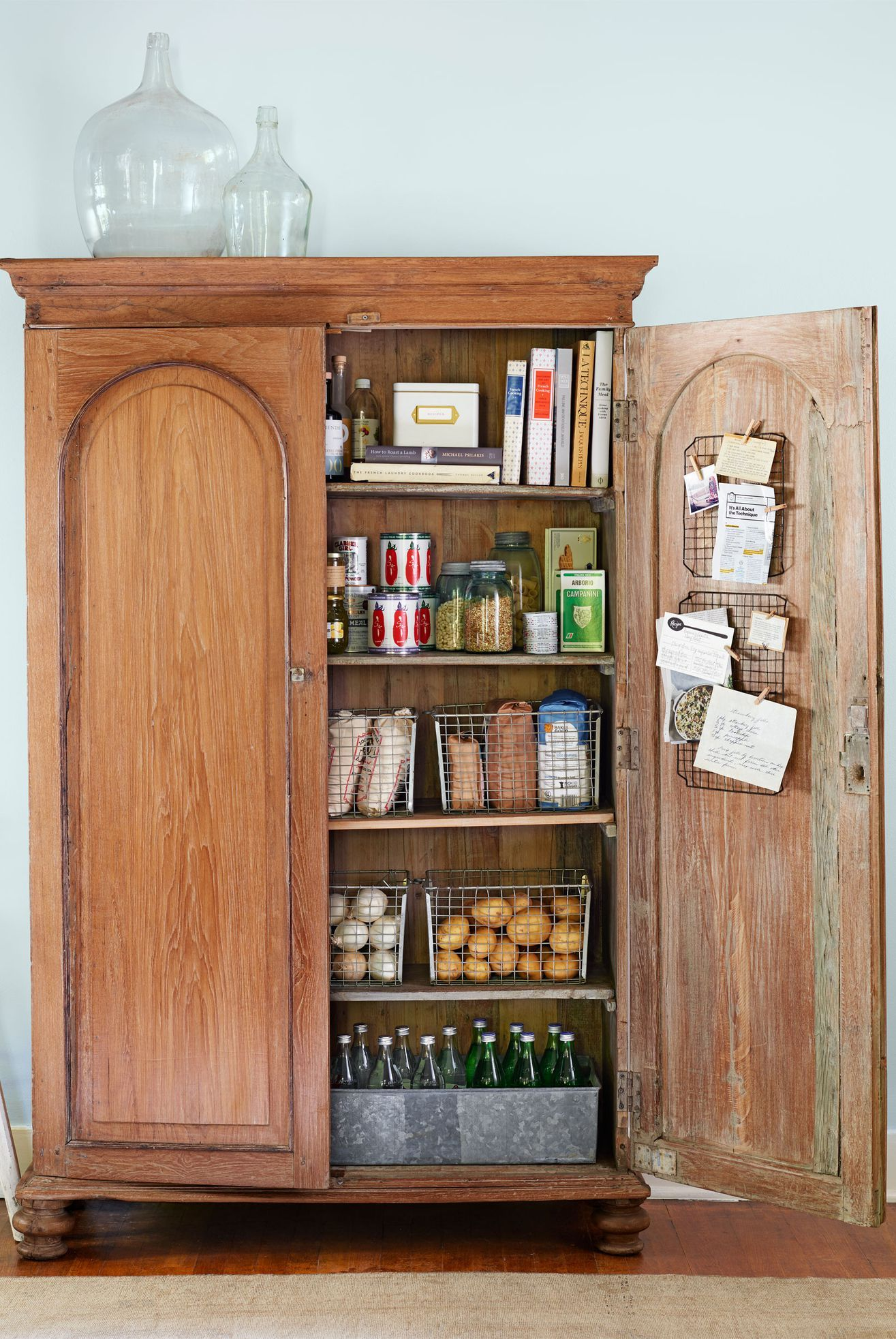 16 Kitchen Pantry Organization Ideas  How To Organize A