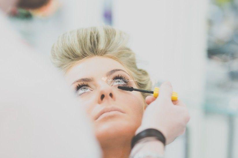 Maquiagem para olhos azuis