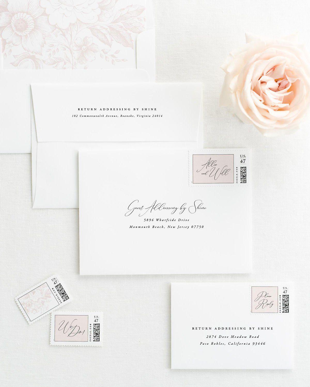 Alyssa Ribbon Wedding Invitations Invitations Wedding