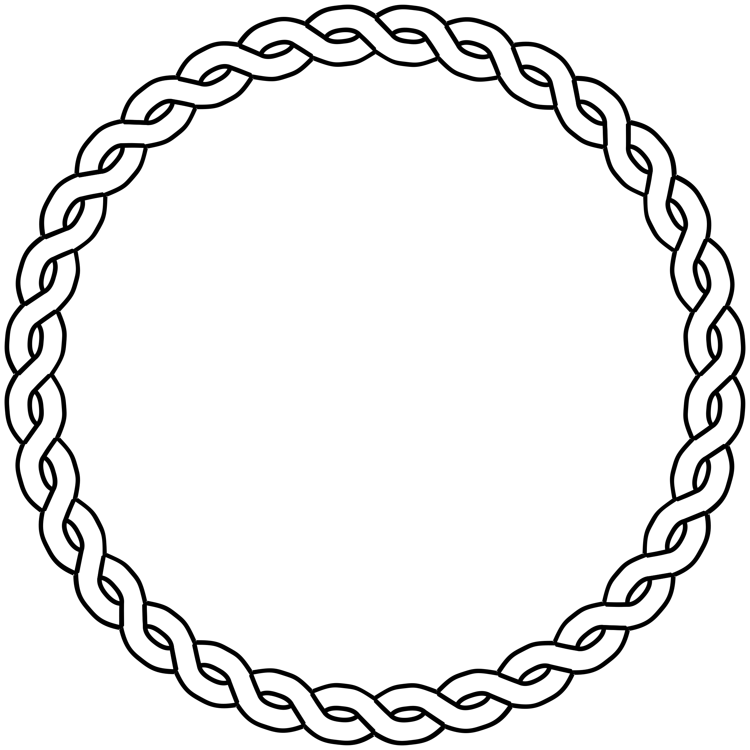 haircuts for hair and oval rope border circle by pitr simple plaited braided frame 6040