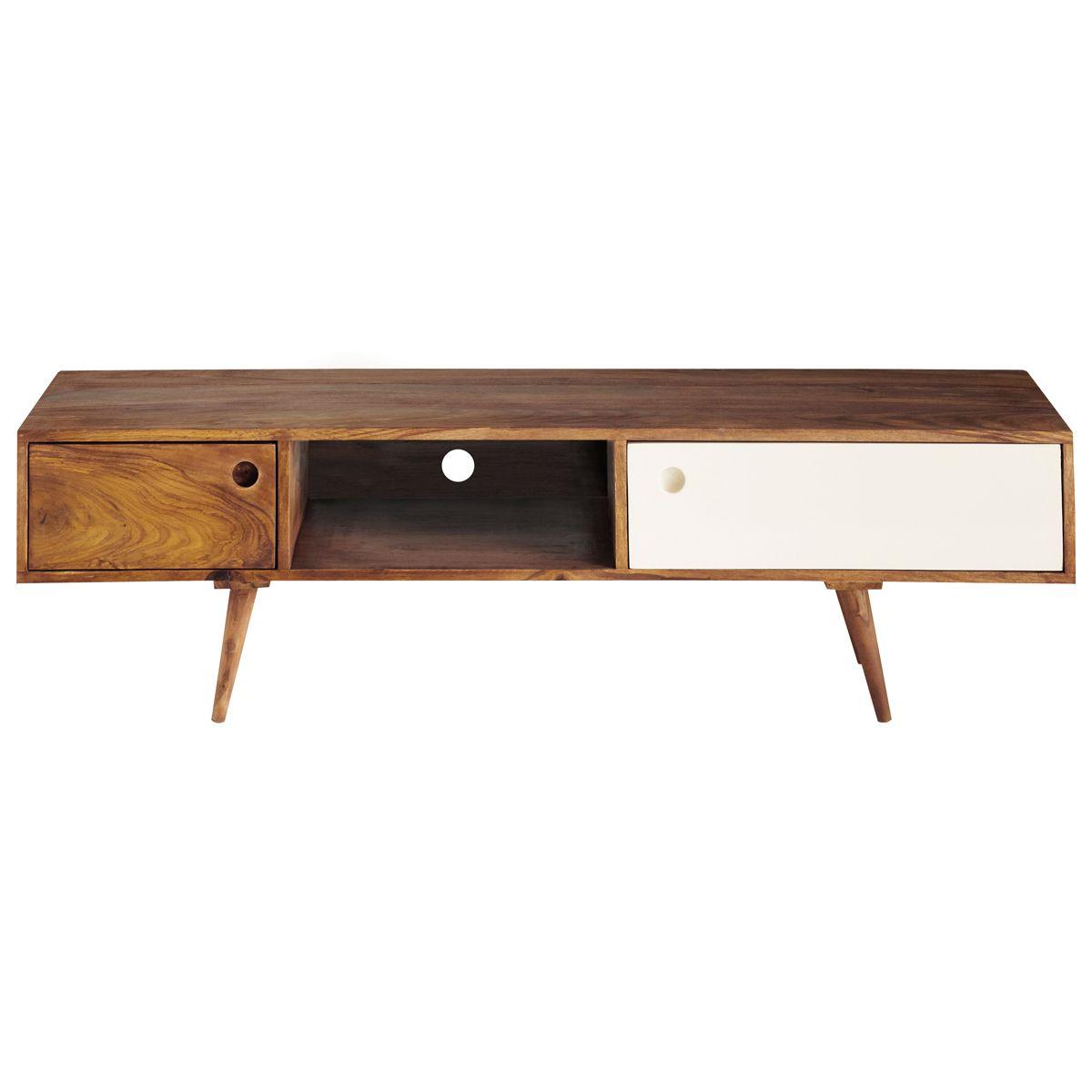 Tv bank retro  TV-Lowboard im Vintage-Stil aus ... - Andersen | Lowboard ...