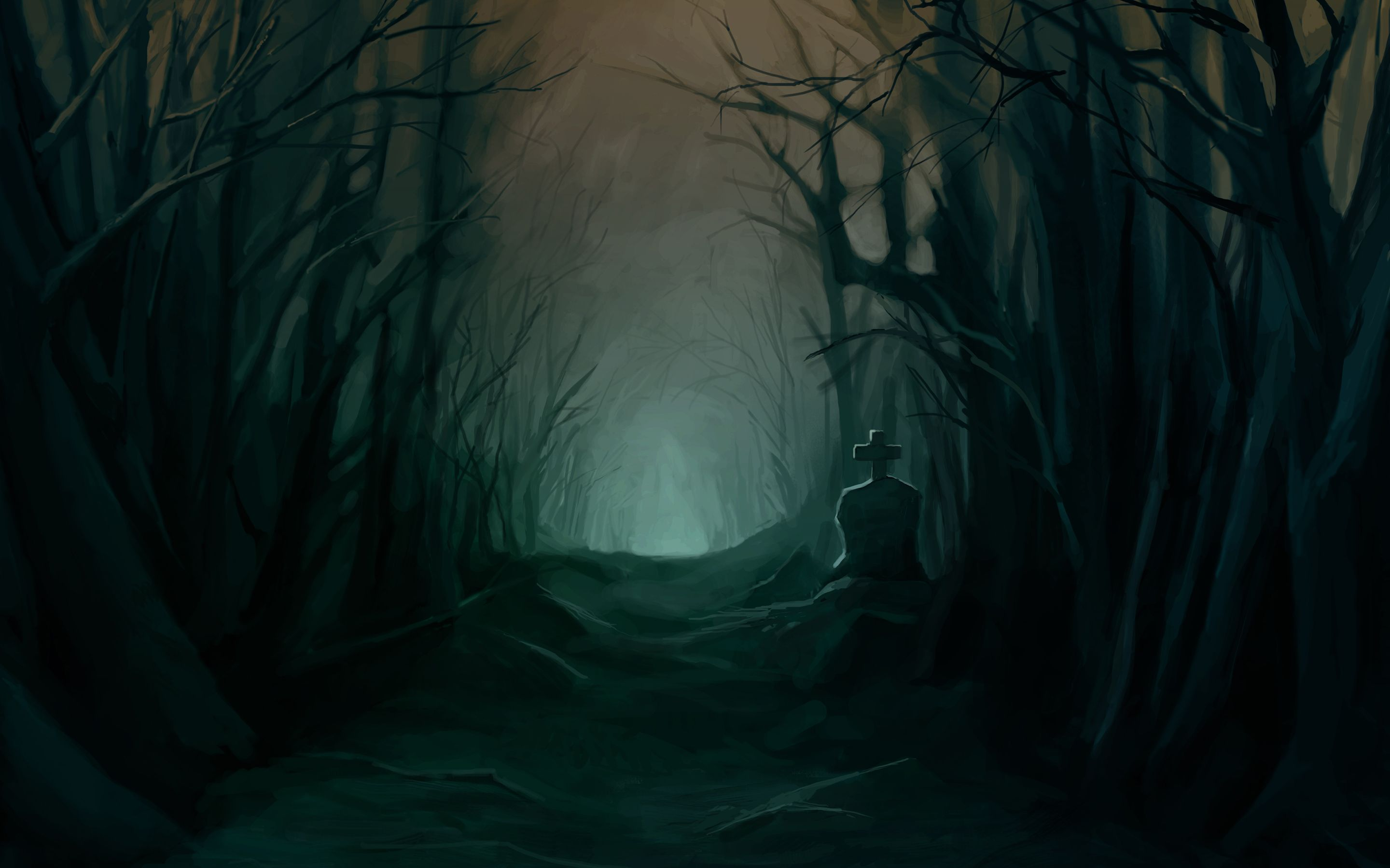 Download Creepy Landscape Wallpapers For Android for iphone