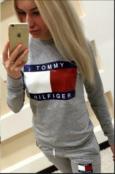 Jumpsuit Tommy Hilfiger Tommy Hilfiger Tommy Hilfiger Suit Tommy Hilfiger Sport Suit Tommy Hil Tommy Hilfiger Sweat Suit Sweat Suits Women Tommy Hilfiger Suits