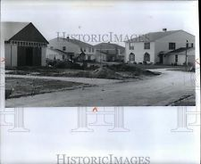 1973 Press Photo Independence Place homes, Mentor Ohio - cvb03429