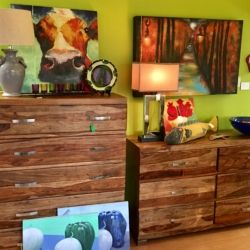Ordinaire Repurposed Wood Chest And Dresser Consignment Furniture For Sale Louisville  KY