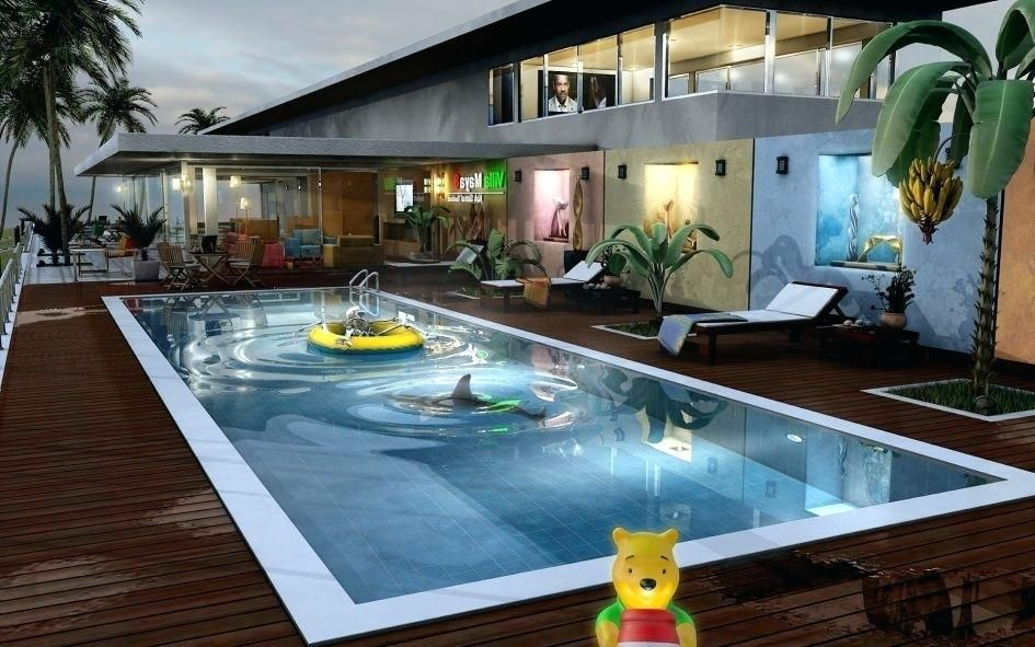 Cheap home decor diy saleprice15 pool house designs
