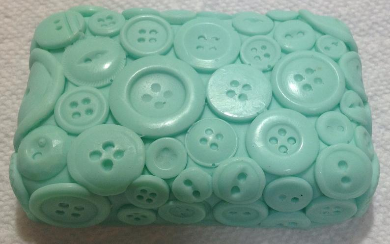 Button Soap Bath Soap Shower Soap Bubble Soap Sweet Pea | Etsy