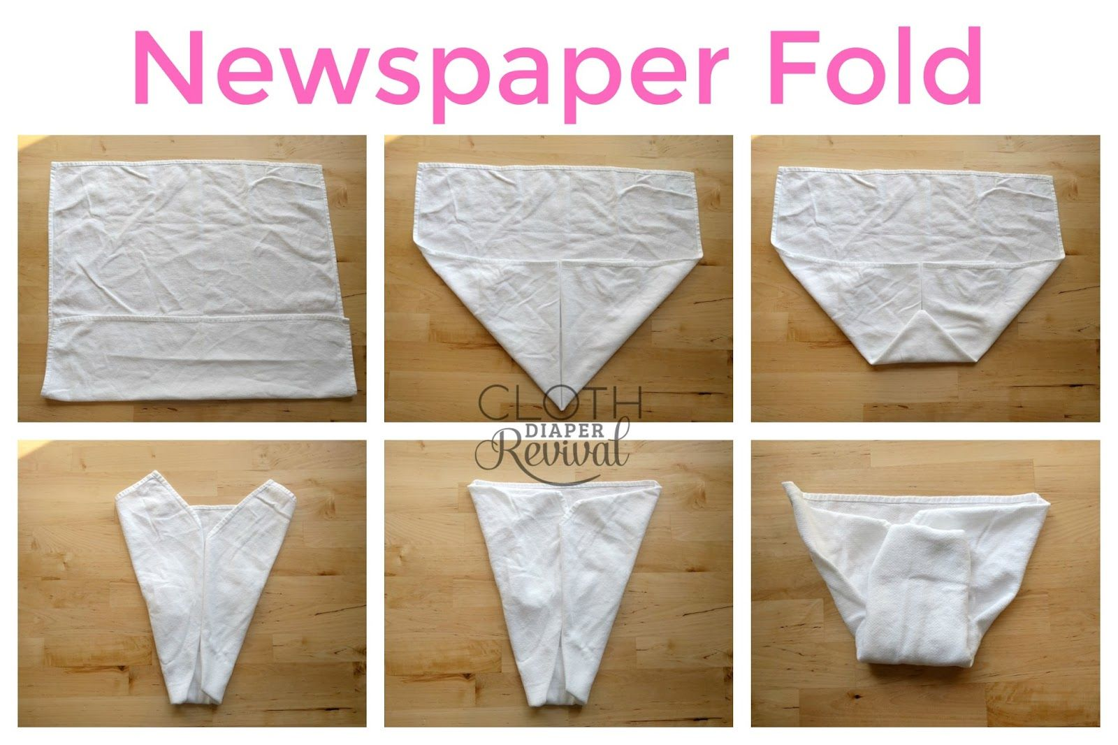 42++ Diaper folds info