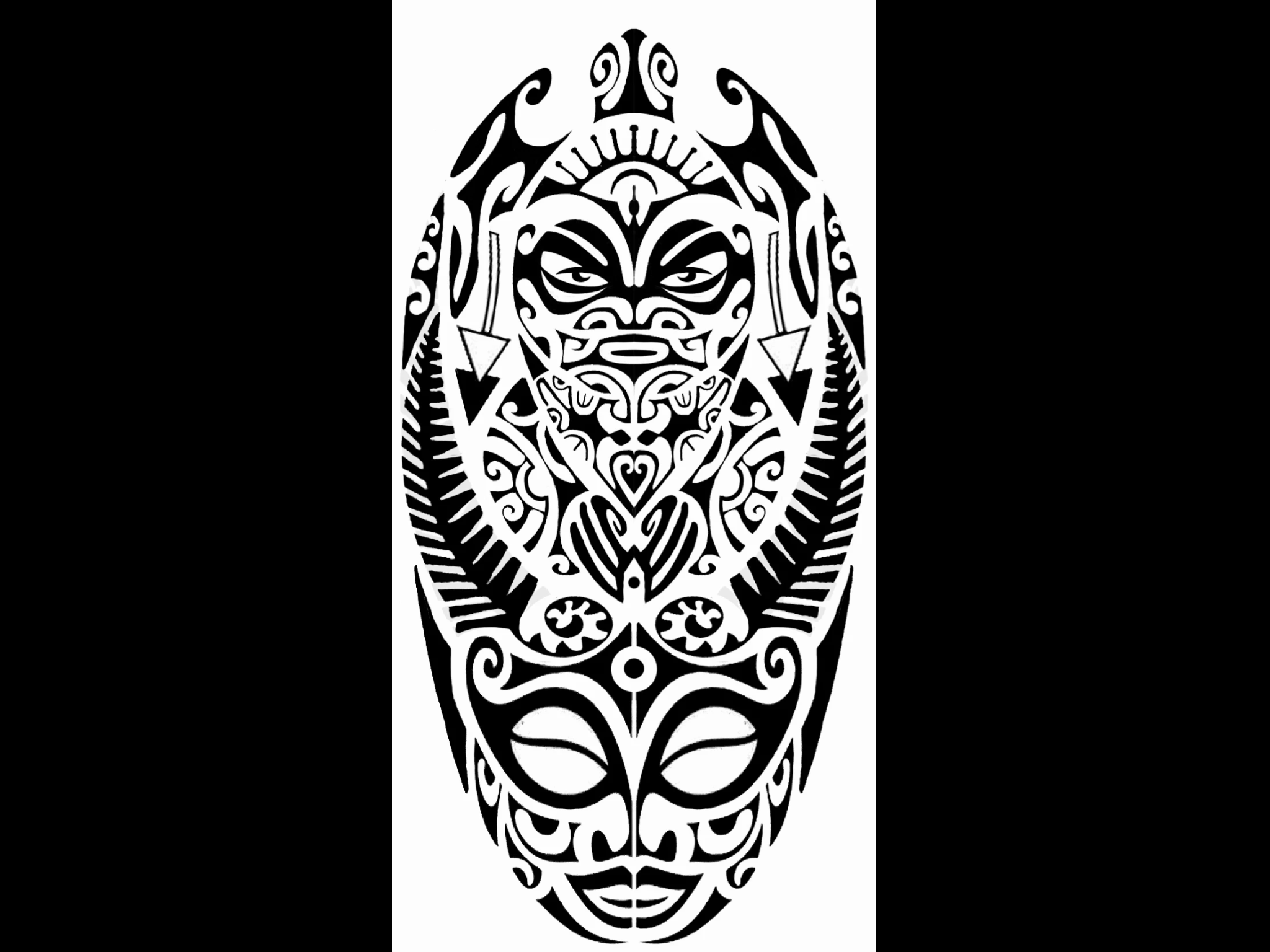 Pin by ideas and designs for your tattoos on maori tattoo ideas