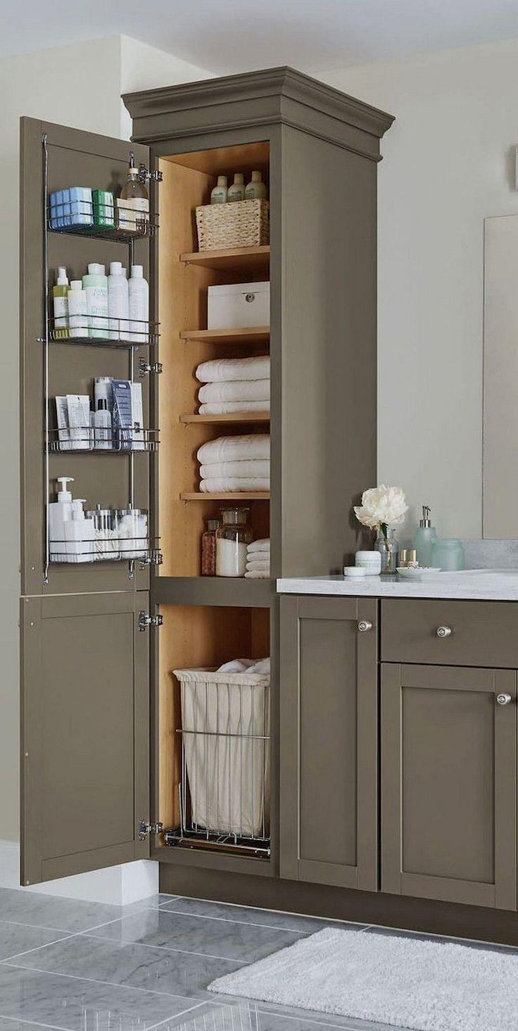 Photo of DIY Bathroom Cabinet Makeover