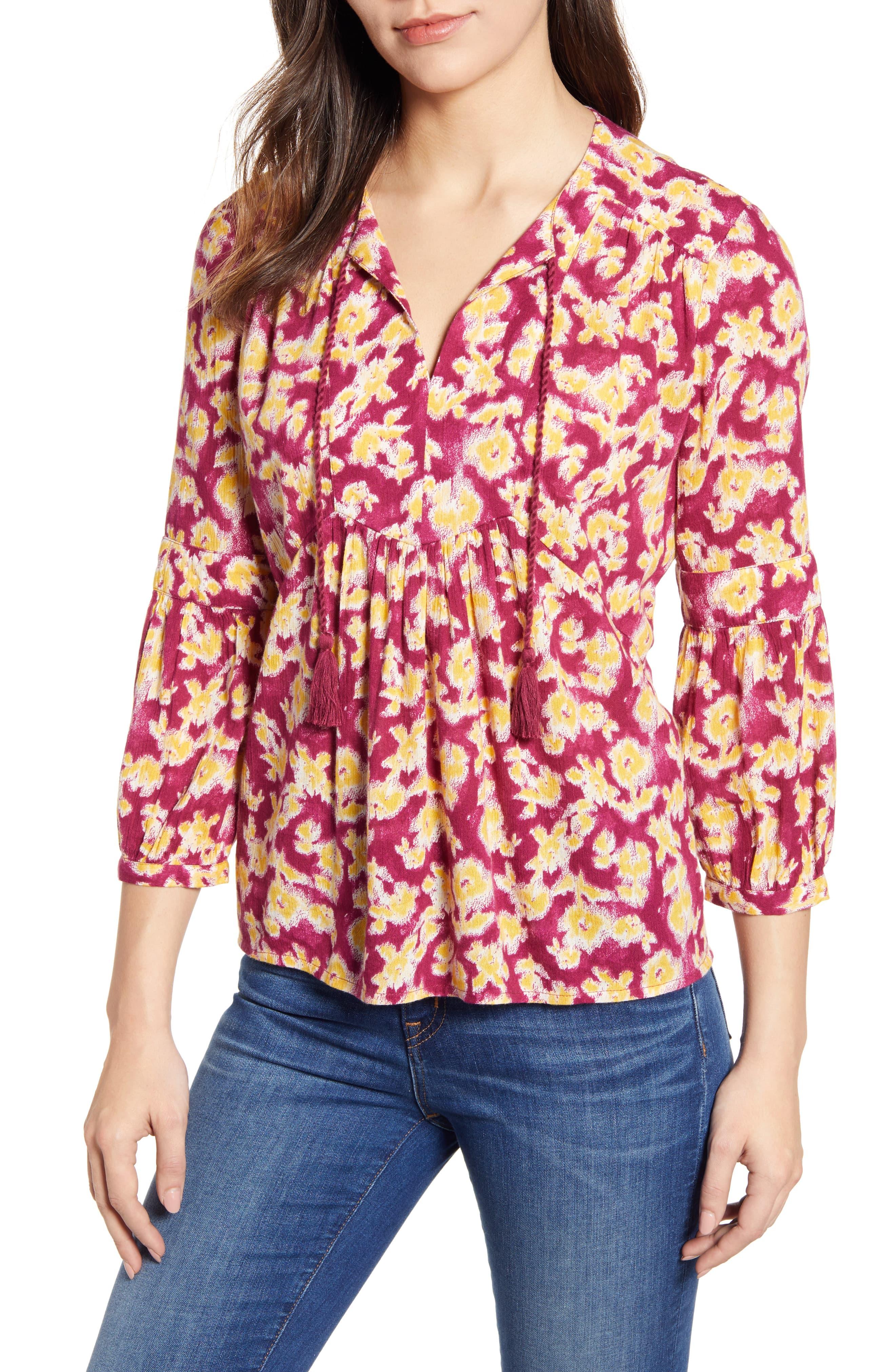 drawn-plus-size-petite-blouses