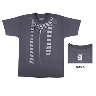 Despicable Me Gru Scarf T Shirt Minion Mayhem $37.95