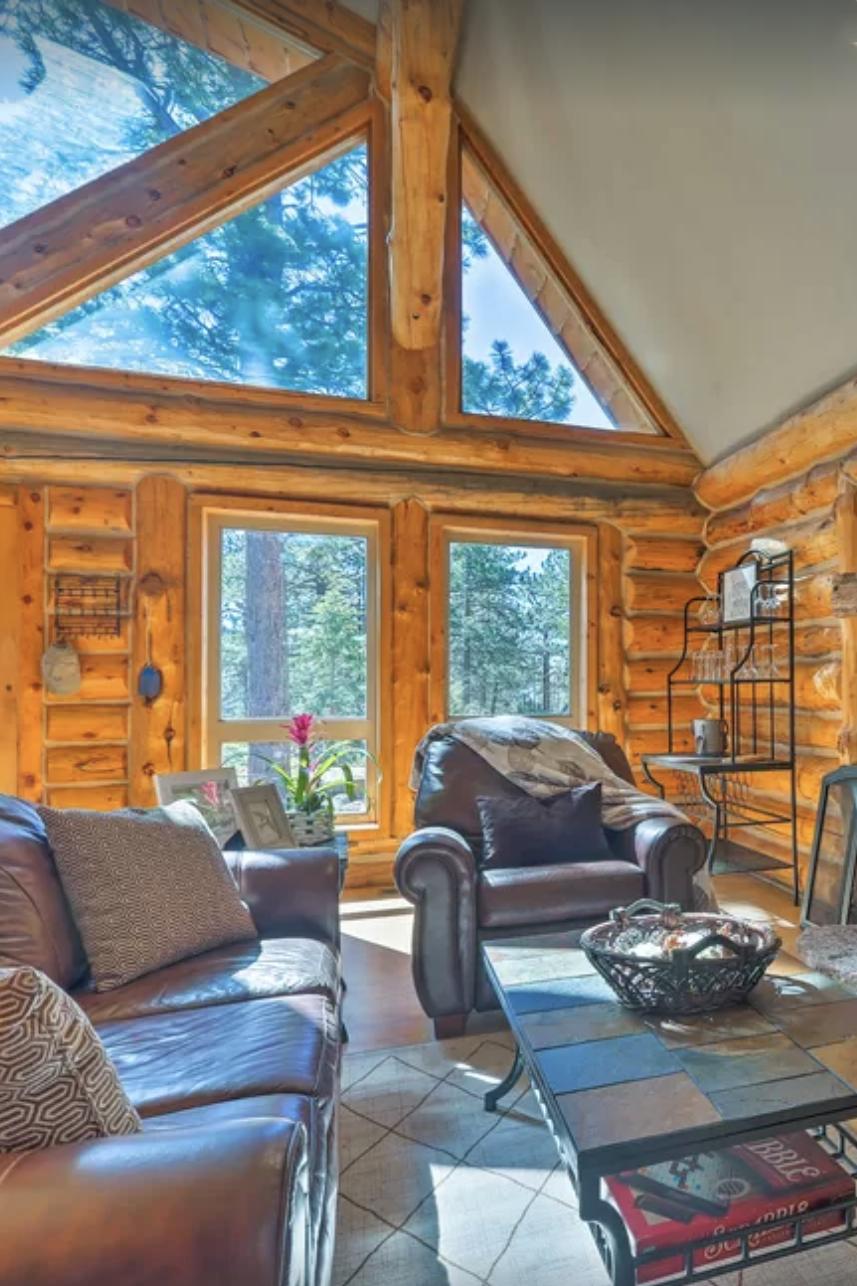 11 Best Cabin Rentals Near Denver Colorado In 2020 Cabin Rentals Secluded Cabin Denver Vacation