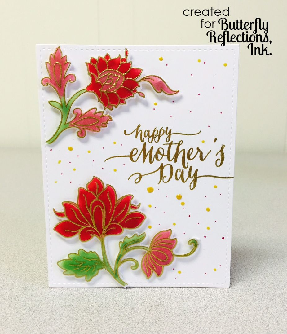 Butterfly Reflections, Ink.: Happy Mother\'s Day | a rare ruby cards ...