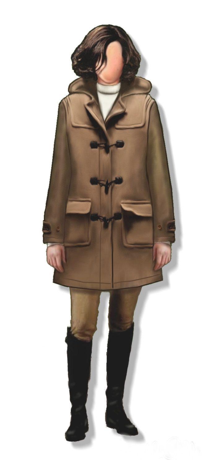 Cappotto Montgomery per donna db7363caa888