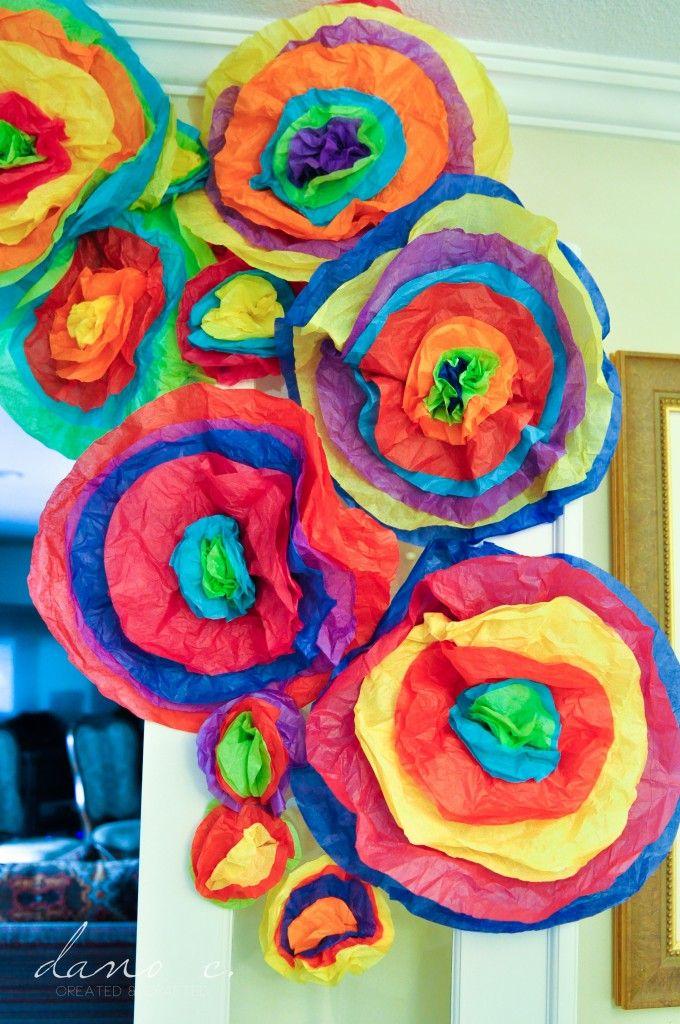 Tissue paper flowers tissue paper flowers tissue paper and flowers tissue paper flowers mightylinksfo