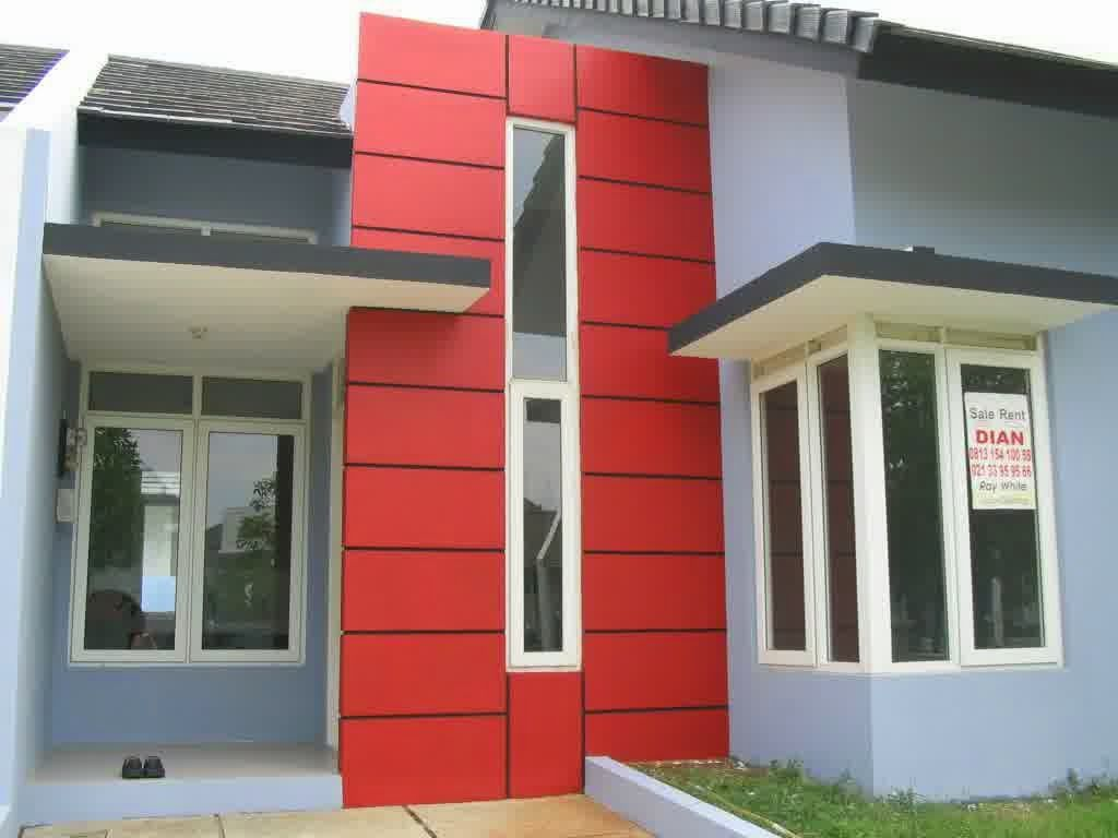 Kumpulan Desain Rumah Cantik Dan Elegan Warna Cat Rumah Minimalis