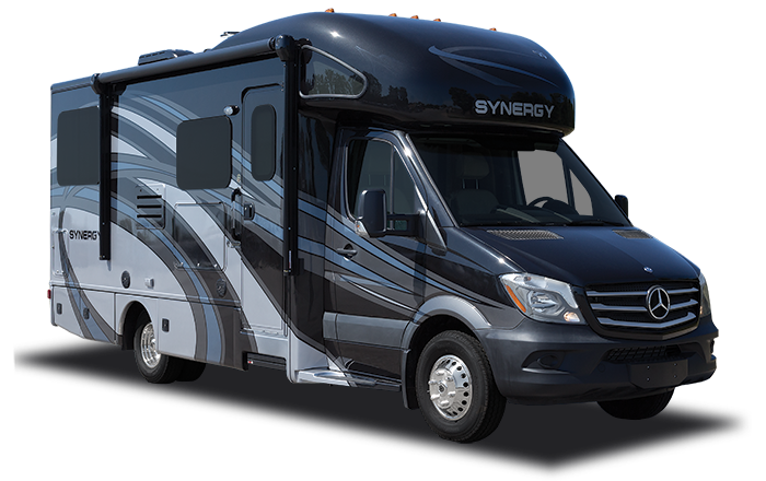 Synergy Sp24 Ming Blue Motorhomes From Thor Motor Coach
