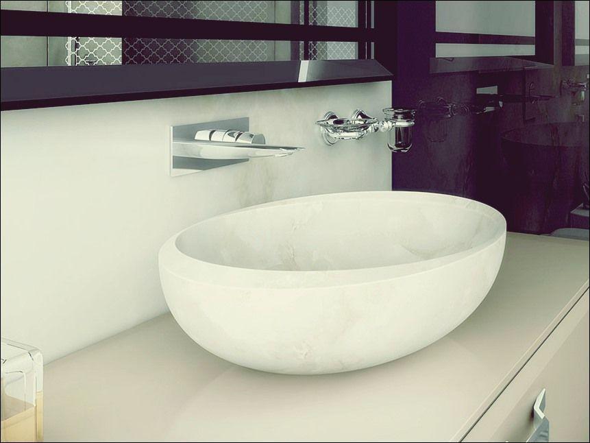 10 stilvolle Schüssel Waschbecken Designs für das