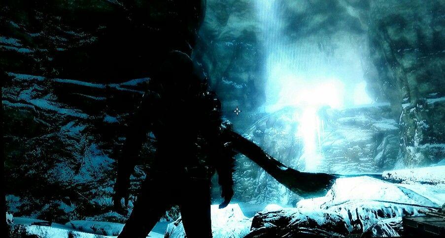 Ice Cave Skyrim Skyrim Legends Ice Cave