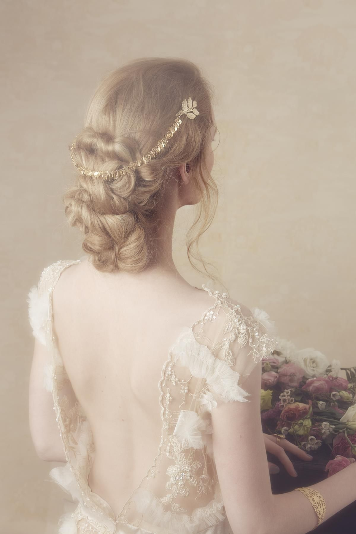Romantic bridal inspiration | Creative Wedding Inspiration ...