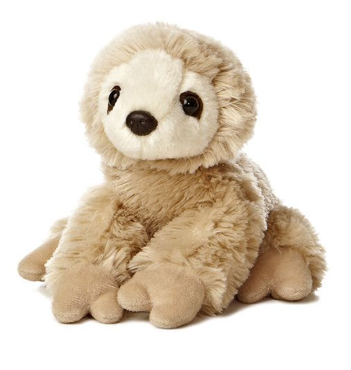 Can You Wash Stuffed Animals That Say Surface Wash Only Aurora Mini Flopsie Sloth The Animal Kingdom Sloth Plush Sloth Stuffed Animal Plush Stuffed Animals