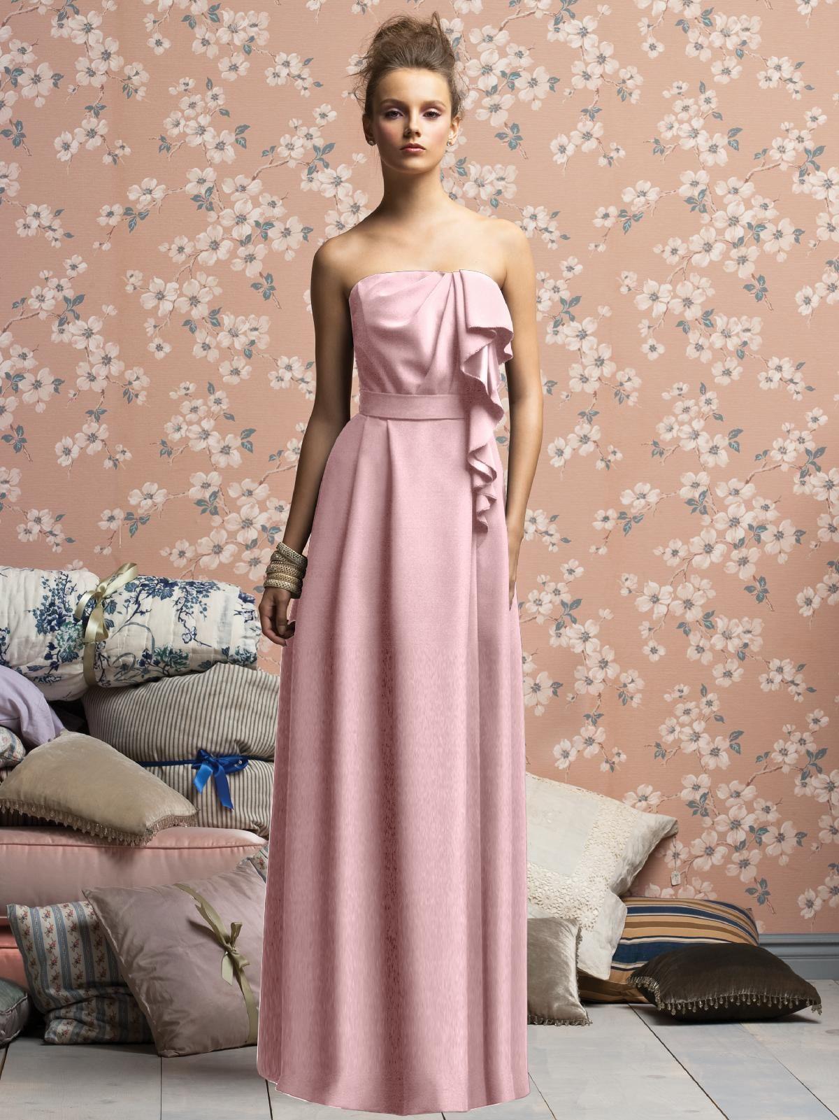 After six Lela Rose Bridesmaides style LX139XX | SRD Wedding ...