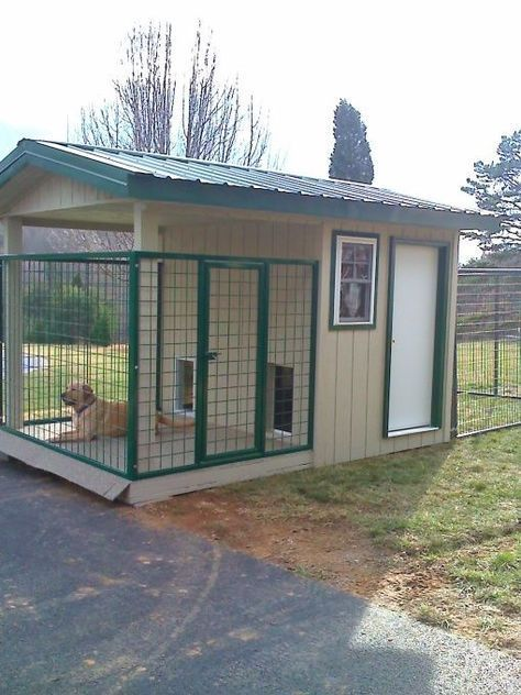 Hottest Free 22+ new Ideas for diy outdoor dog kennel window  Thoughts  Today, dogs are whole famil