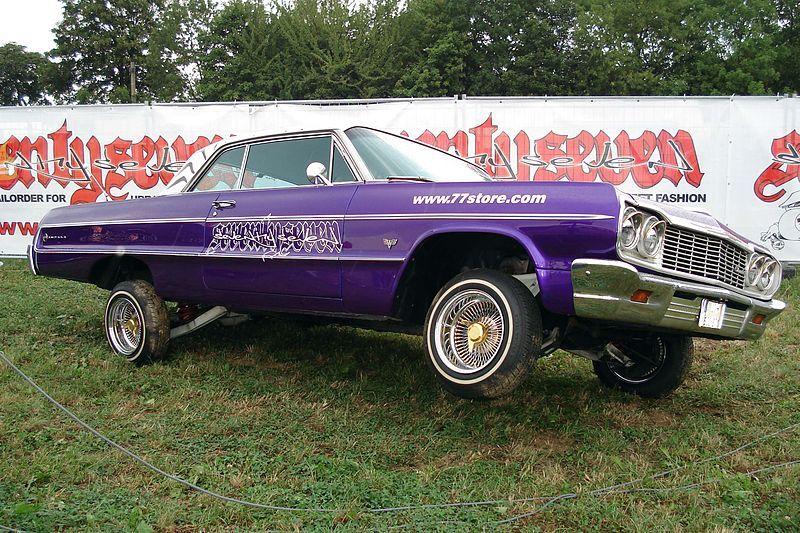 Gli Accessori Auto Piu Pazzi Del Mondo Lowrider Impala