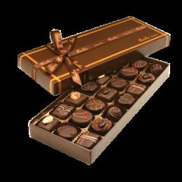 Dark Chocolates Selection - Amelie Chocolat