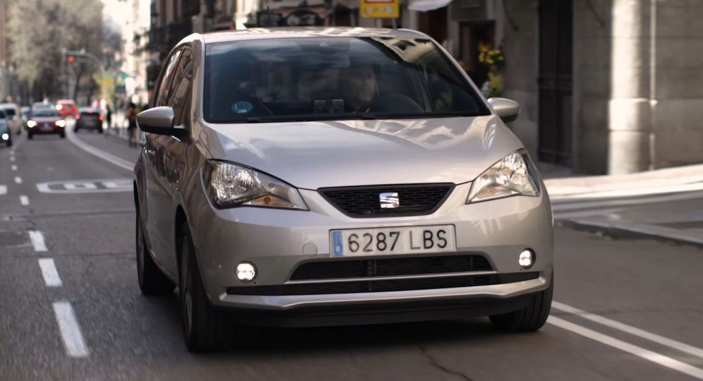 Car Carscoops City Daily Driver Electric Good Mii Seat Is