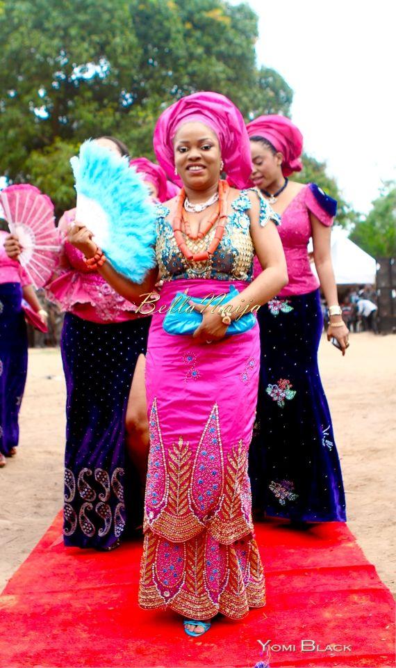 Chigozie-Bisoye-Obasanjo-Wedding-BellaNaija-Igbo-Yomi-BlackPINKY ...
